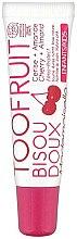 "Парфюми, Парфюмерия, козметика Балсам за устни ""Вишна и бадем"" - TOOFRUIT Bisou Doux Mademoiselle Lip Balm Cherry Almond"