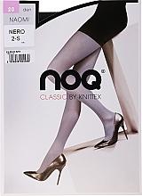 """Парфюмерия и Козметика Дамски чорапогащник """"Naomi """" 20 Den, nero - Knittex"""