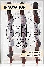 Щипки за коса - Invisibobble Waver Pretty Dark — снимка N2