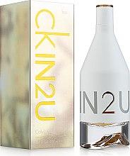 Calvin Klein CK IN2U Her - Тоалетна вода — снимка N1