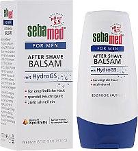 Парфюмерия и Козметика Балсам за след бръснене - Sebamed For Men After Shave Balm Mit Hydrogs