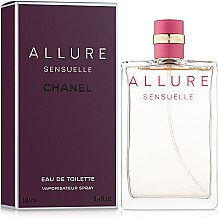 Парфюми, Парфюмерия, козметика Chanel Allure Sensuelle - Тоалетна вода