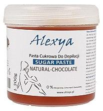 """Парфюмерия и Козметика Дипилираща захарна паста """"Шоколад"""" - Alexya Sugar Paste Natural Chocolate"""