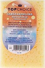 Парфюми, Парфюмерия, козметика Гъба за баня 30413, жълта - Top Choice