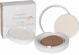 Парфюмерия и Козметика Компактна пудра за лице - Eco Cosmetics Compact Foundation SPF30