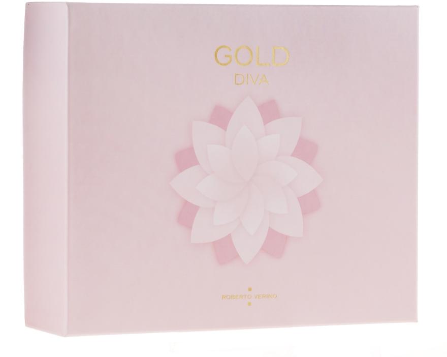 Roberto Verino Gold Diva - Комплект парфюмна вода (edp/90ml + edp/30ml) — снимка N1