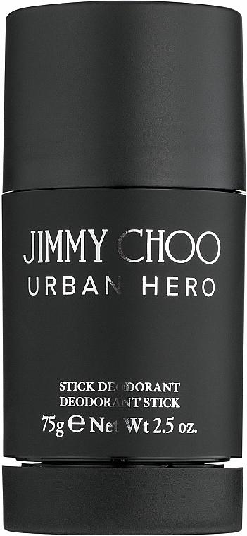 Jimmy Choo Urban Hero - Стик дезодорант — снимка N1