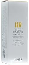 Парфюмерия и Козметика Хидратиращ крем за суха кожа - Babe Laboratorios Emollient Cream