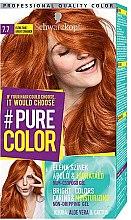 Парфюмерия и Козметика Трайна гел-боя за коса - Schwarzkopf Pure Color