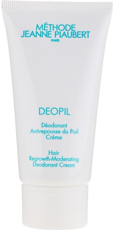 Дезодориращ крем, забавящ растежа на космите - Methode Jeanne Piaubert Deopil Creme Alcohol-Free Antiperspirant — снимка N2