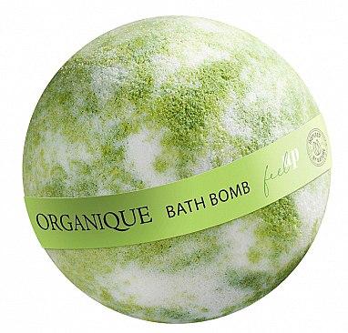 Бомбичка за вана - Organique HomeSpa Feel Up Bath Bomb — снимка N1