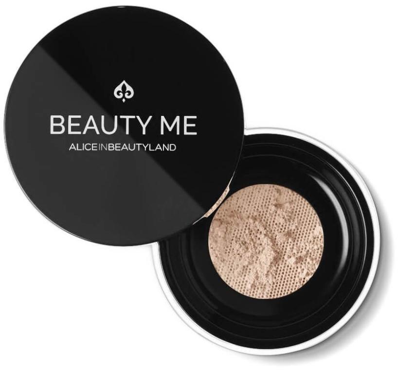 Компактна минерална пудра за лице - Alice In Beautyland Beauty Me Mineral Foundation
