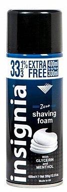 Пяна за бръснене - Insignia Zero Shaving Foam — снимка N1