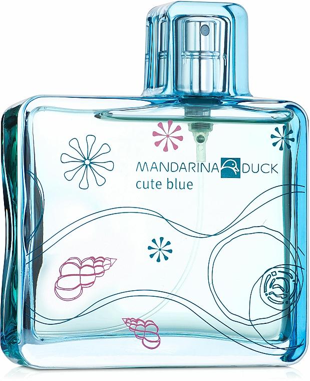 Mandarina Duck Cute Blue - Тоалетна вода — снимка N1
