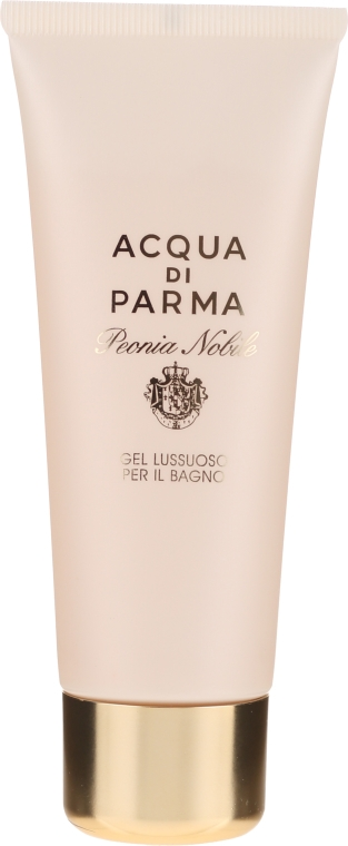 Acqua di Parma Peonia Nobile - Комплект (парф. вода/100ml + душ гел/75ml + крем за тяло/75ml) — снимка N3