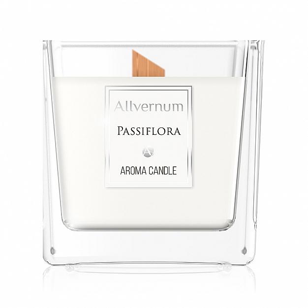 Allvernum Lilly & Jasmine Gift Set - Комплект (парф.вода/50ml + свещ/100g) — снимка N3