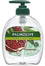 Парфюмерия и Козметика Течен сапун - Palmolive Pure & Delight Pomegranate