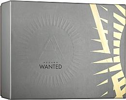 Парфюмерия и Козметика Azzaro Wanted - Комплект (тоал. вода/50ml + дезод./75ml)