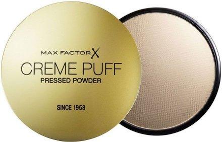 Компактна пудра - Max Factor Creme Puff Pressed Powder — снимка N1