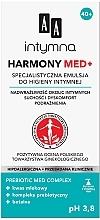 Парфюмерия и Козметика Емулсия за интимна хигиена - AA Harmony Med+