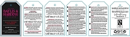 Комплект за мъже - Baylis & Harding Signature Men's Black Pepper & Ginseng Toiletry Bag (hair/body/wash/100ml+a/sh/balm/100ml+face/wash/100ml+acc) — снимка N2