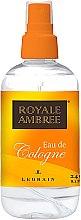 Legrain Royale Ambree - Спрей одеколон — снимка N2