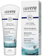 Парфюмерия и Козметика Крем SOS с микросребро - Lavera Neutral Ultra Sensitive