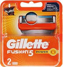 Парфюмерия и Козметика Ножчета за бръснене - Gillette Fusion Power