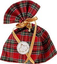 Парфюми, Парфюмерия, козметика Ароматно саше с шотландски принт, жасмин - Essencias De Portugal Tradition Charm Air Freshener