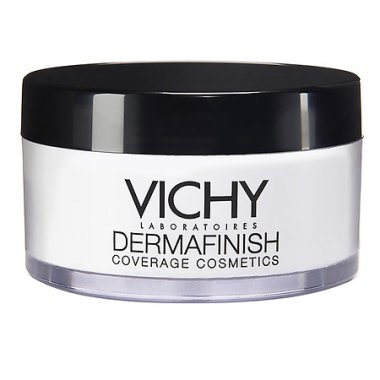Фиксираща пудра за лице - Vichy Dermablend Setting Powder — снимка N1