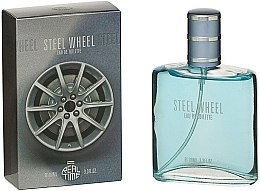 Парфюмерия и Козметика Real Time Steel Wheel - Тоалетна вода