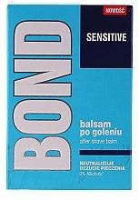 Парфюми, Парфюмерия, козметика Балсам за след бръснене - Bond Sensitive After Shave Balm