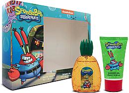 Парфюми, Парфюмерия, козметика Nickelodeon SpongeBob Mr. Krabs - Комплект(edt/50ml + sh/gel/75ml)