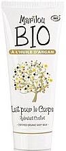 Парфюмерия и Козметика Почистващ лосион за тяло - Marilou Bio A l'Huile d'Argan