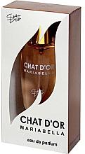Парфюмерия и Козметика Chat D'or Chat D'or Mariabella - Парфюмна вода