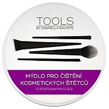 Парфюмерия и Козметика Сапун за почистване на козметични четки - Gabriella Salvete Tools Brush Cleansing Soap