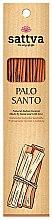 """Парфюми, Парфюмерия, козметика Ароматни пръчици """"Пало Санто"""" - Sattva Palo Santo"""