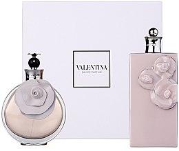 Парфюми, Парфюмерия, козметика Valentino Valentina - Комплект (dns 75ml + deo 150 ml)