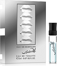 Парфюми, Парфюмерия, козметика Salvador Dali Eau de RubyLips - Тоалетна вода (мостра)