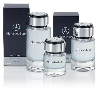 Mercedes-Benz Mercedes-Benz For Men - Тоалетна вода — снимка N4