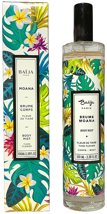 Мист за тяло - Baija Moana Body Mist