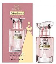 Парфюми, Парфюмерия, козметика Naomi Campbell Pret a Porter Silk Collection - Тоалетна вода (мини)