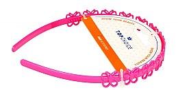 Парфюмерия и Козметика Диадема за коса 27918, розова - Top Choice