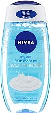 Парфюмерия и Козметика Душ гел - Nivea Pure Fresh Shower Gel