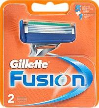 Парфюмерия и Козметика Ножчета за бръснене - Gillette Fusion