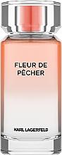 Парфюмерия и Козметика Karl Lagerfeld Fleur De Pecher - Парфюма вода