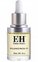 Парфюми, Парфюмерия, козметика Нощно хидратиращо масло за лице - Emma Hardie Brilliance Facial Oil