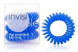 Парфюми, Парфюмерия, козметика Ластици за коса - Invisibobble Navy Blue
