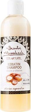 Шампоан с арган и кератин - Beaute Marrakech Argan Shampoo — снимка N1