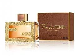 Парфюми, Парфюмерия, козметика Fendi Fan di Fendi Leather Essence - Парфюмна вода